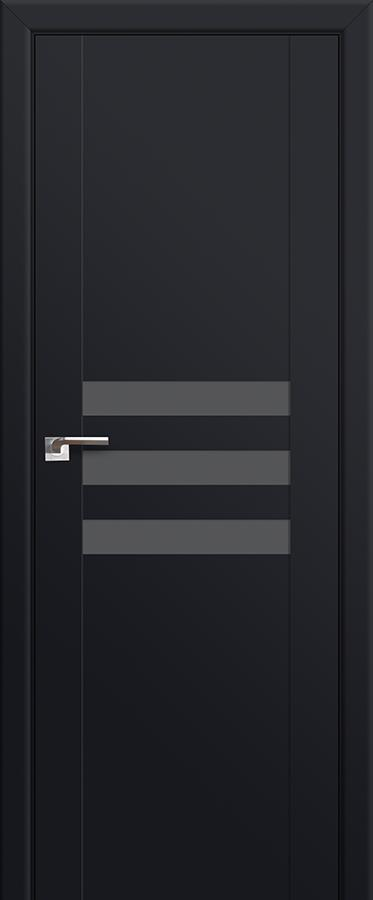 Profil doors 74U Серебряный лак