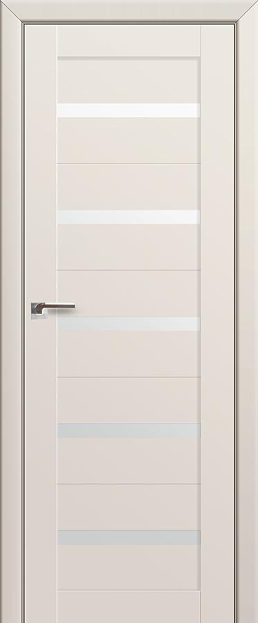 Profil doors 7U Белый триплекс