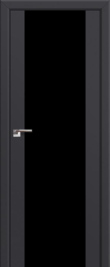 Profil doors 8U Черный триплекс